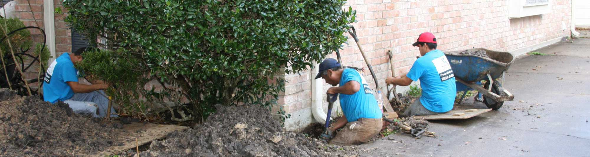Foundation repair Houston, TX Specialists Address Many Common Foundation Problems Effectively
