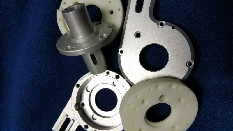 The Basics Of Production Machining Services