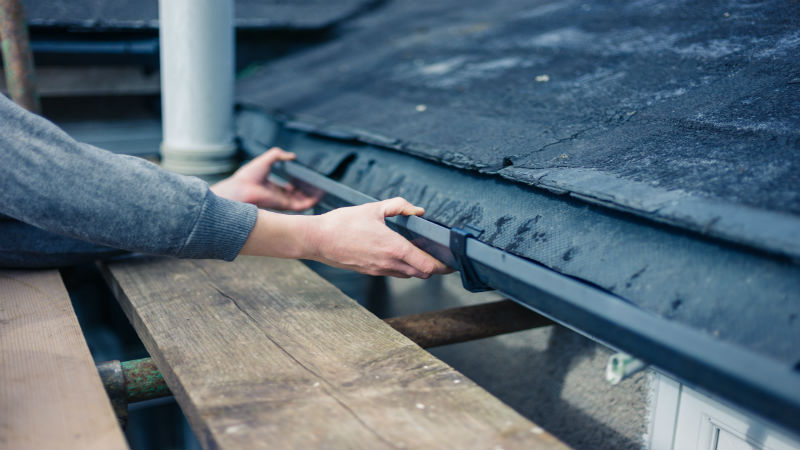 Gutter Repair in Tacoma Wa is Vital for Maintaining a Home