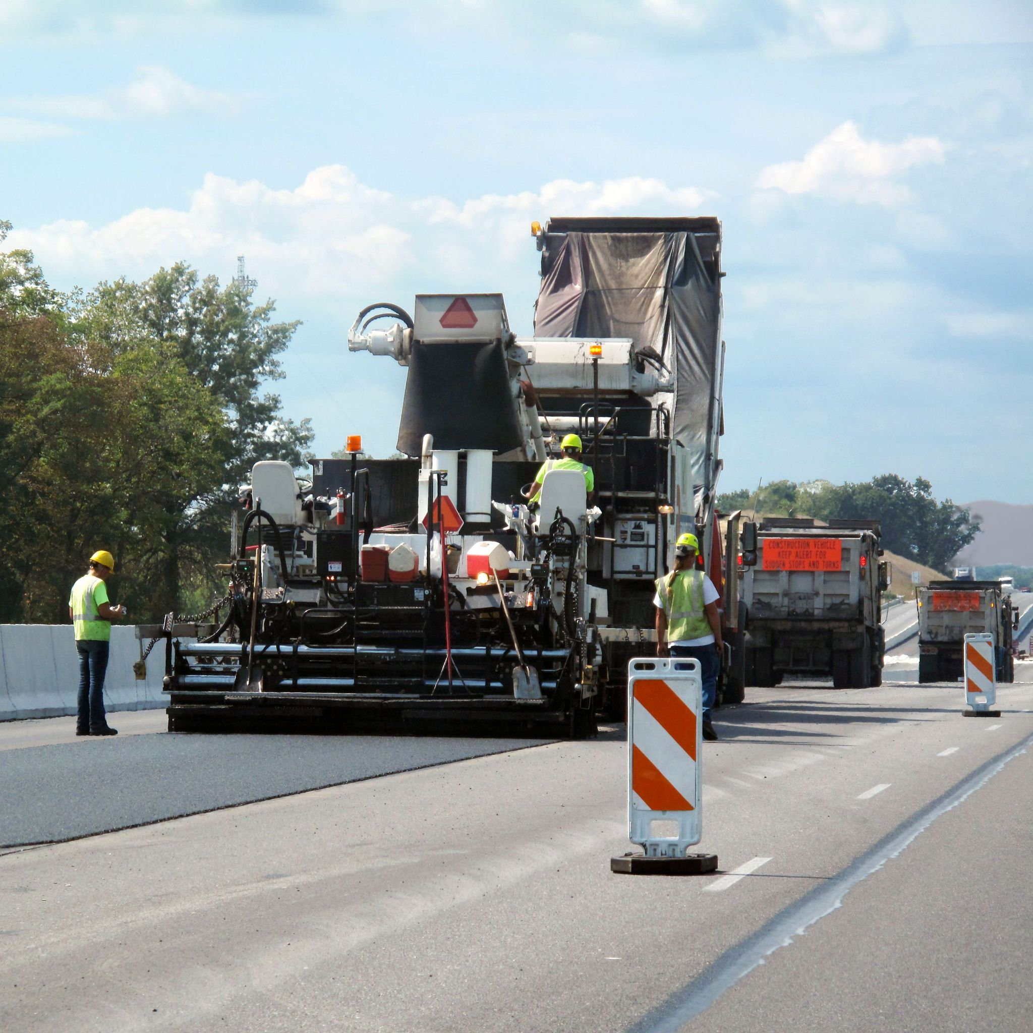 What Can You Expect From Asphalt Paving Contractors in Prince Frederick, MD?