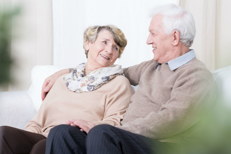 We Hear About Seniors Living Happily In Assisted Living Facilites. Is It True?