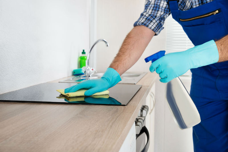 Preparing For Cleaners In Your Los Angeles Home Before They Arrive