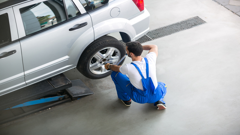 Schedule an Alignment Service in Santee, CA to Retain Your Car's Value