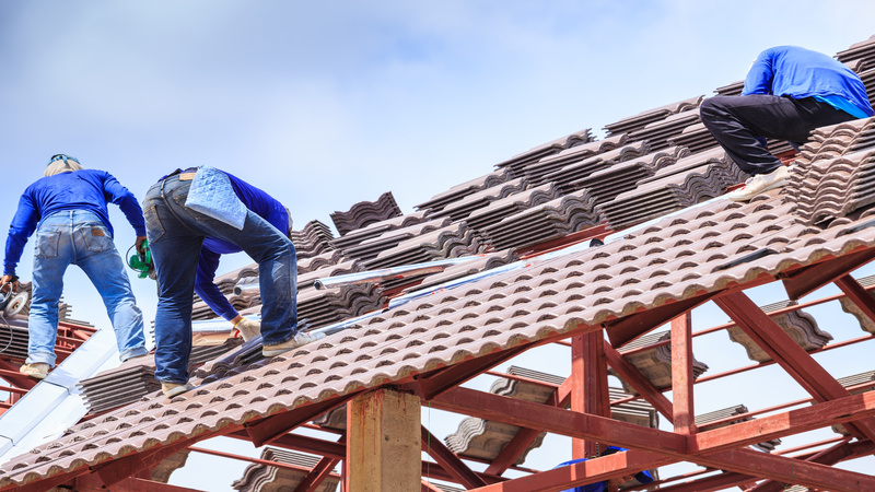 Utilizing Residential Roof Maintenance to Ensure Your Roof is Offering Optimal Protection to Your Home