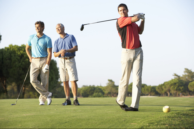 3 Great Reasons Why Playing Golf is a Great Way to Stay in Shape