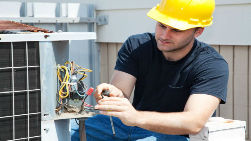 Commercial AC Repair in Lake Charles
