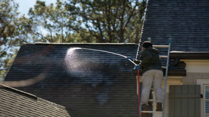 The Benefits of Professional Fayetteville Commercial Roof Cleaning