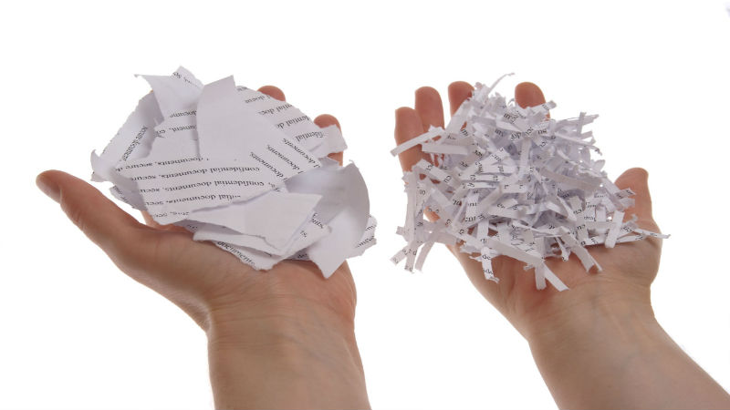 How The Best Commercial Shredding In Denver Will Shred Your Important Documents