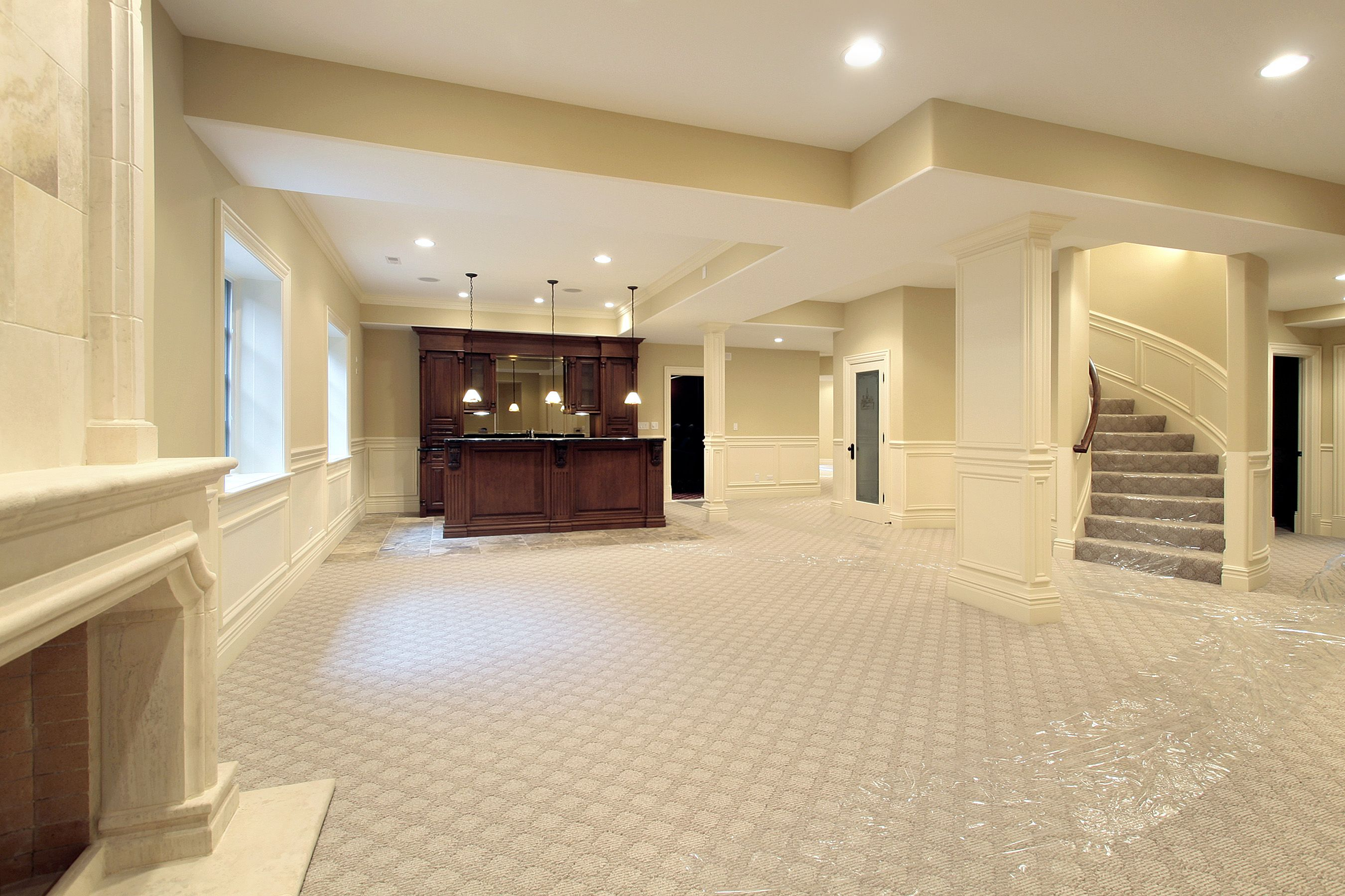 Home Improvement Ideas: Benefits of Finishing Your Basement in Windsor, CT